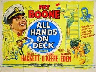 <i>All Hands on Deck</i> (film) 1961 film