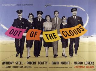 <i>Out of the Clouds</i> 1955 film