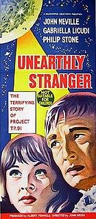 <i>Unearthly Stranger</i> 1964 British film