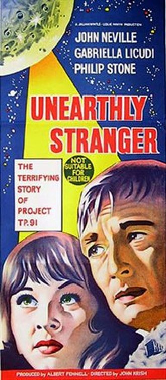 "Unearthly Stranger - Image: ""Unearthly Stranger"""