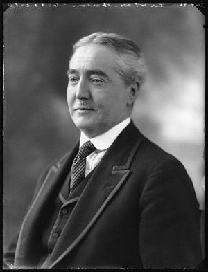 Andrew William Barton - Sir William Barton