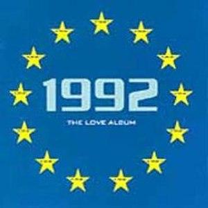 1992 – The Love Album - Image: 1992 The Love Album