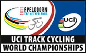 2011 UCI Track Cycling World Championships - Image: 2011 UCI Track Cycling World Championships logo