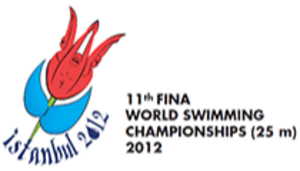 2012 FINA World Swimming Championships (25 m) - Image: 2012 FINA World Swimming Championships (25 m) logo