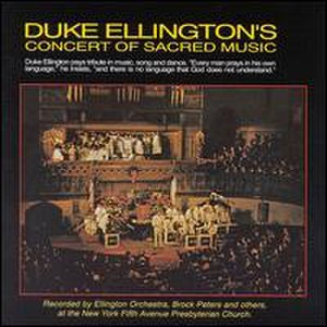 Duke Ellington's Sacred Concerts - Image: A Concert of Sacred Music