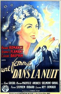 <i>A Woman in the Night</i> 1943 film by Edmond T. Gréville