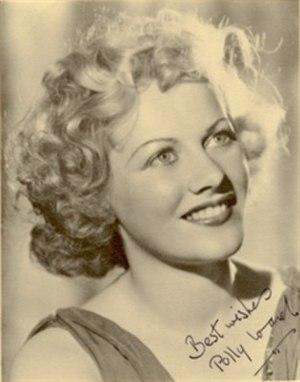 Polly Ward - Image: Actress Polly Ward