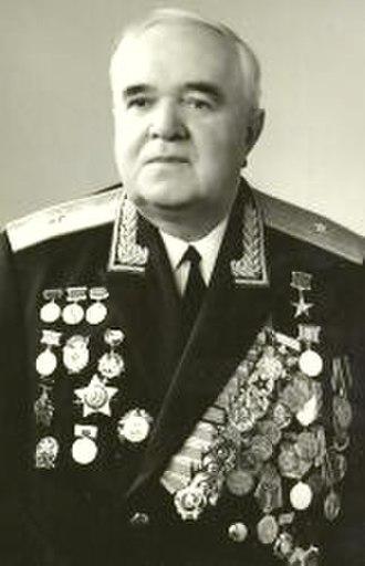 Boris Alexandrovich Alexandrov - Boris A. Alexandrov