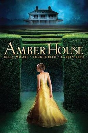 Amber House (novel) - First edition cover of Amber House