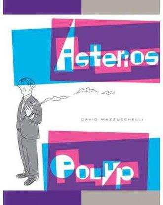 Asterios Polyp - Image: Asterios polyp bookcover