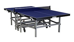 Kettler - The official table tennis table used in the 1996 Summer Olympics
