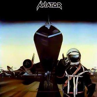 Aviator (Aviator album) - Image: Aviator album cover 1979