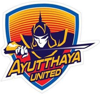 Ayutthaya United F.C. - Image: Ayutthaya United F.C. logo