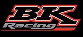 BK Racing - BK Racing's logo until 2015