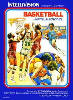 <i>Basketball</i> (1980 video game) 1980 video game