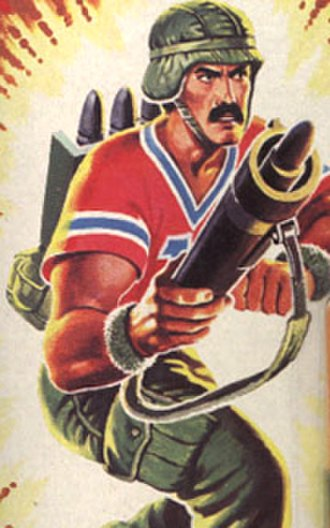Bazooka (G.I. Joe) - Image: Bazooka GI Joe