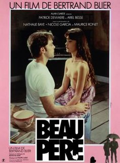 <i>Beau-père</i> 1981 film by Bertrand Blier