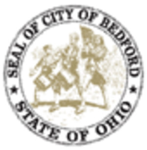Bedford, Ohio - Image: Bedford Ohio Seal