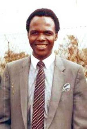 Benedict Daswa - Image: Benedict Daswa
