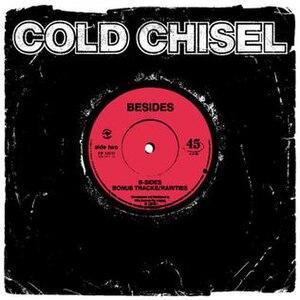Besides (Cold Chisel album) - Image: Besides by Cold Chisel (album)