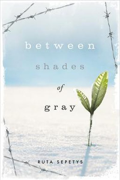 Picture of a book: Between Shades Of Gray