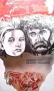 <i>Bezhin Meadow</i> 1937 film by Sergei Eisenstein