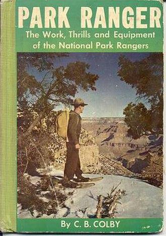 National Park Service ranger - Image: Book Park Ranger (sm)