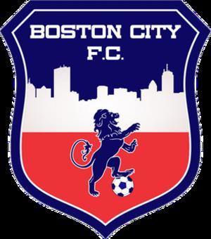 Boston City FC - Image: Boston city fc logo