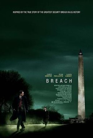 Breach (film) - Original theatrical poster