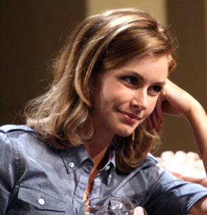 Lisa Niles - Brianna Brown as Dr. Lisa Niles