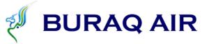 Buraq Air - Image: Buraq Air logo
