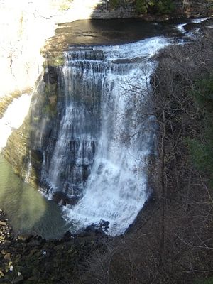 Cookeville, Tennessee - Burgess Falls