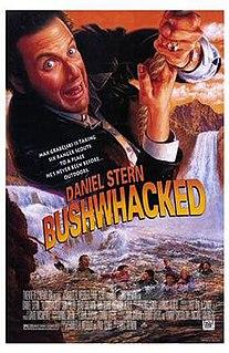 <i>Bushwhacked</i> (film) 1995 American film directed by Greg Beeman