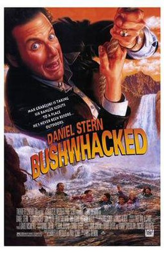Bushwhacked (film) - Promotional movie poster for the film