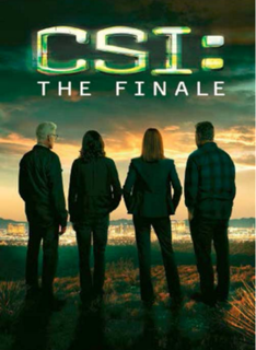 Immortality (<i>CSI: Crime Scene Investigation</i>) 2015 finale of the television series CSI
