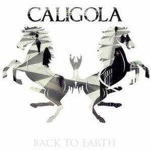 Back to Earth (Caligola album) - Image: Caligola Back To Earth cover