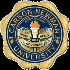 Carson–Newman University - Image: Carson–Newman seal