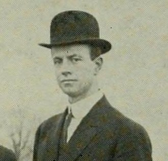 Charley Donnelly - Donnelly at Maryland in 1911