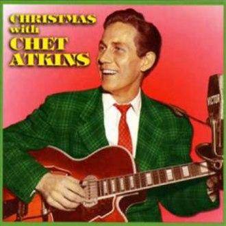 Christmas with Chet Atkins - Image: Christmas with chet atkins