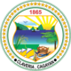 Official seal of Claveria