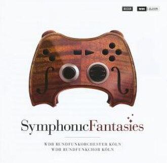 Symphonic Fantasies - Image: Cover art for Symphonic Fantasies