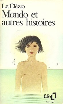 Cover of Le Clezio, Mondo and Other Stories.jpg