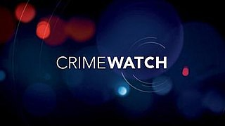 <i>Crimewatch</i> British television programme produced by the BBC