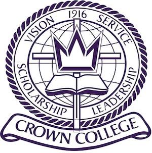 Crown College (Minnesota) - Image: Crown Emblem