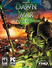 Warhammer 40,000: Dawn of War – Dark Crusade - Wikipedia