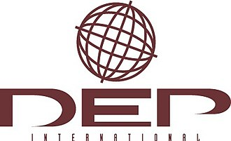 DEP International - Image: DEP International logo