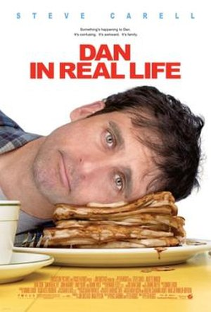 Dan in Real Life - Theatrical release poster