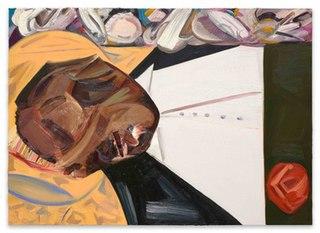 <i>Open Casket</i> controversial Dana Schutz painting depicting deceased Emmett Till in an open casket