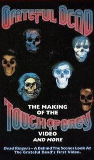 <i>Dead Ringers: The Making of Touch of Grey</i> 1987 film directed by Justin Kreutzmann
