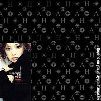 Depend on You - Image: Depend On You Rerelease Ayumi Hamasaki